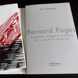 Bernard Pagès - Diagonales,...