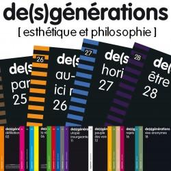 Revue De(s)générations